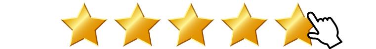 星評価NO1を目指してます